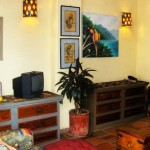 La Palapa Studio - Living room 2