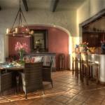 Villa Azul Celeste - Dining room