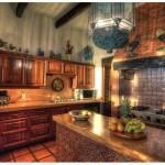 Villa Azul Celeste - Kitchen
