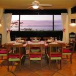 Villa Casa Las Amapas - Dining room