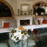 Casa Caracol - Living room