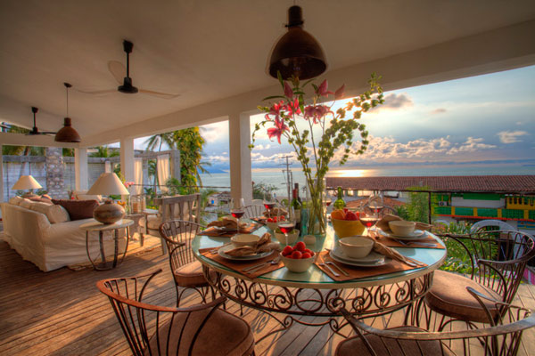 Villa del Mar - Dining Area