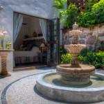 Villas Enrique - Fountain2