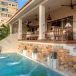 Villas Enrique - Pool