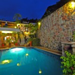 Villa Savana - Night Pool