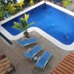 Escondido 12 - View to the pool