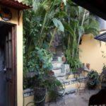 Casita Corona - Patio and Bathroom